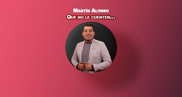 Martín Alonso
