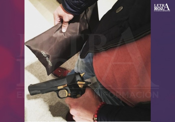Arma de El Alexis