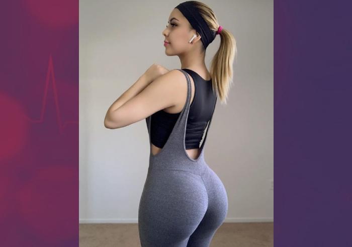 Viviane La Chica Fitness Más Sexi En Instagram Galería