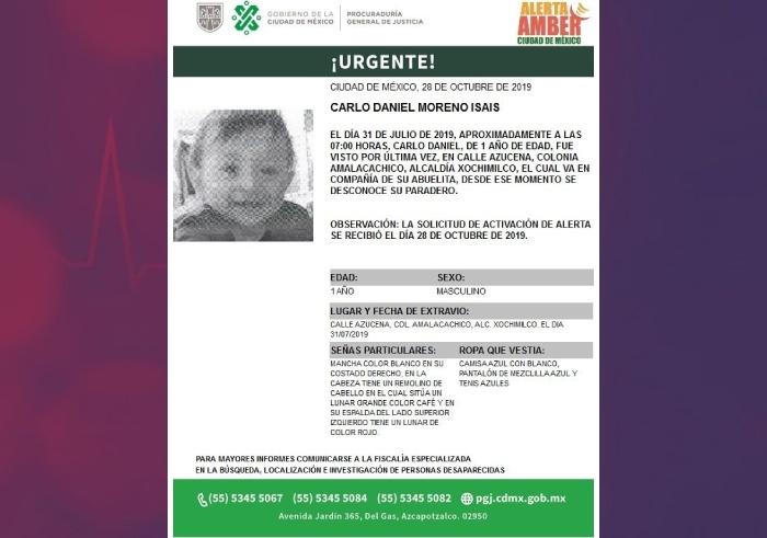 Carlo Daniel Moreno Isais