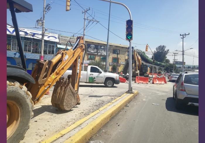 obras alcalde Xochimilco