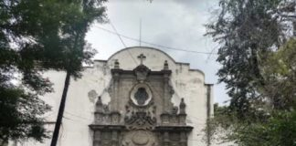 Saquean iglesia Azcapotzalco
