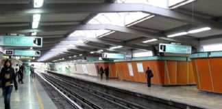 Cierran Metro Candelaria