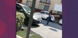 policía lesionado detención Tepito