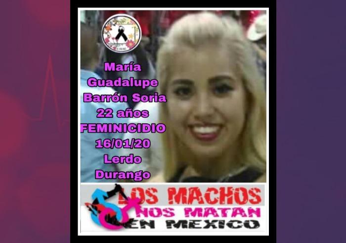 María Guadalupe Barrón Soria