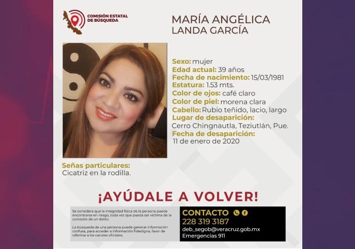 María Angélica Landa García