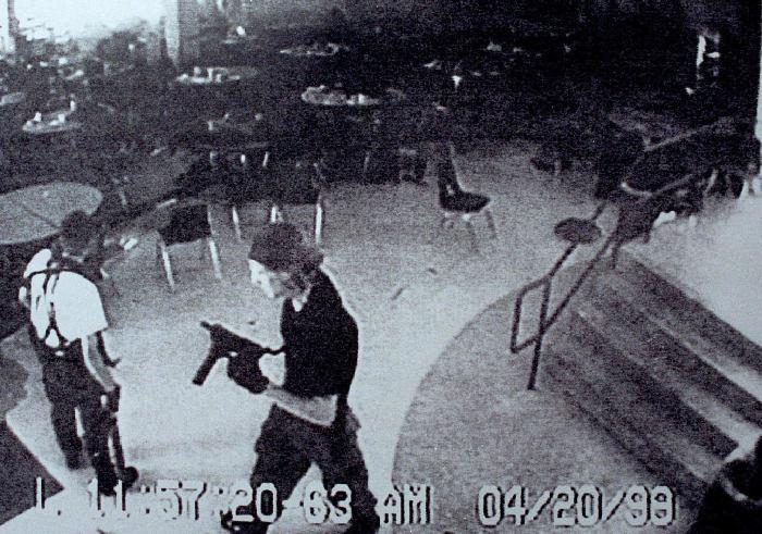 agresores de Columbine